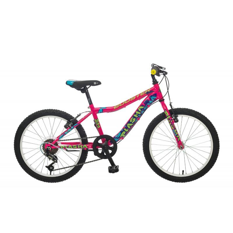 Велосипед BOOSTER PLASMA 200 красный