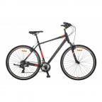 Велосипед POLAR HELIX (черный-красный) размер XL