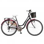 Велосипед POLAR GRAZIA 28 6-скоростей (черный)