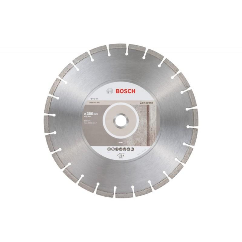 Диск алмазный отрезной Standard for Concrete BOSCH 350*25,4 мм