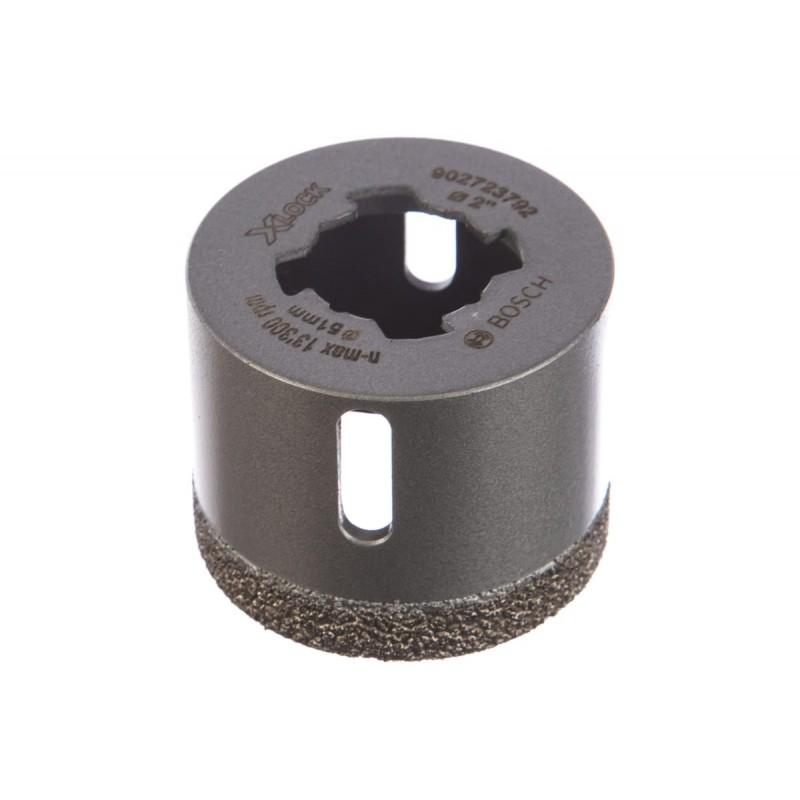 Алмазная коронка  по керамике Best for Ceramic Dry Speed X-LOCK BOSCH 51х35мм
