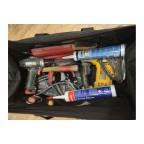 Cумка для инструмента средняя BOSCH 480х300х280 мм; 8 карманов