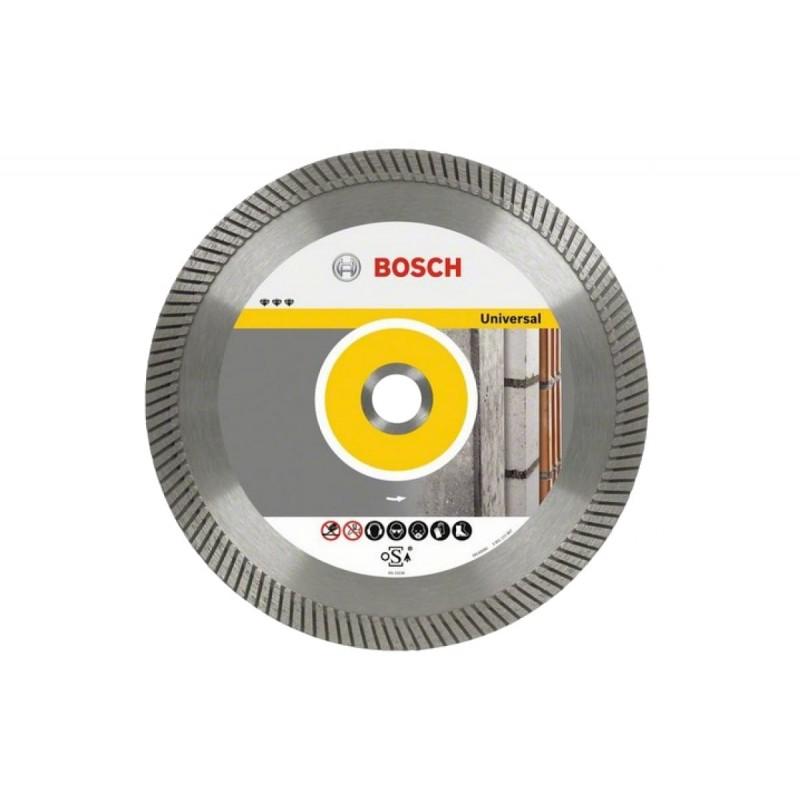 Диск алмазный Best for Universal Turbo BOSCH 125х22.23 мм