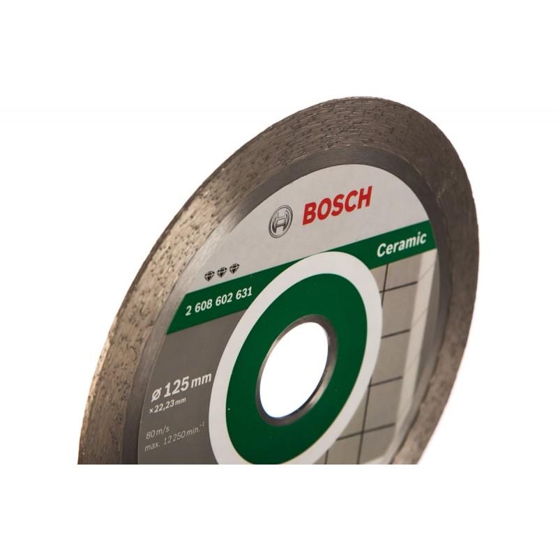 Диск алмазный по керамике Best for Ceramic BOSCH 125х22.2 мм