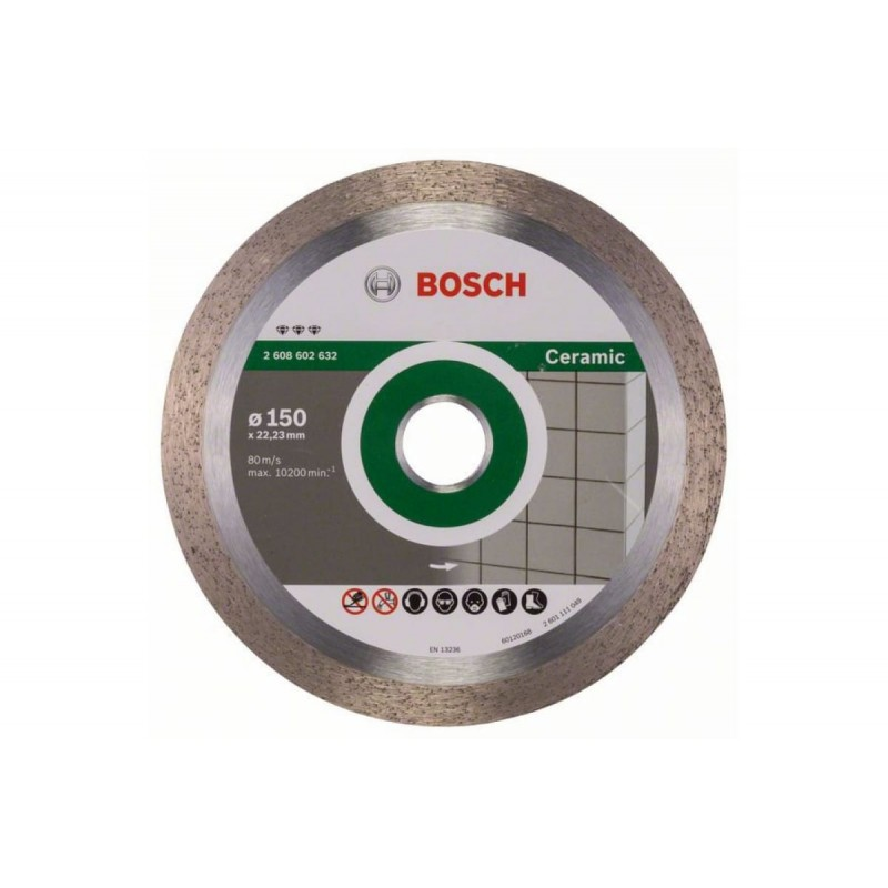 Диск алмазный по керамике Best for Ceramic BOSCH 150х22.3 мм