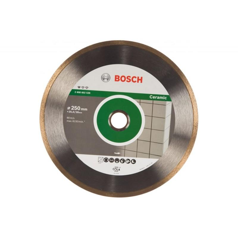Диск алмазный Professional for Ceramic BOSCH 250х30/25.4 мм