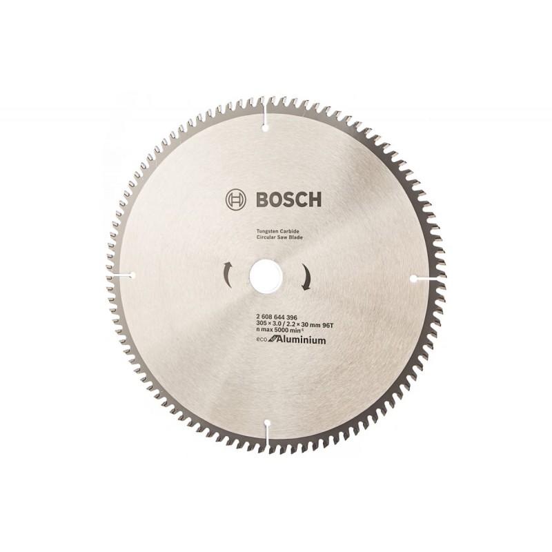 Диск пильный BOSCH ECO ALU/Multi 305x30x96