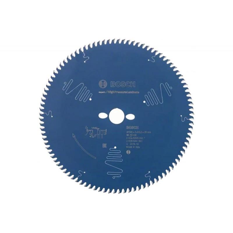 Диск пильный BOSCH Expert for High Pressure Laminate 300x30x3.2/2.2x96T