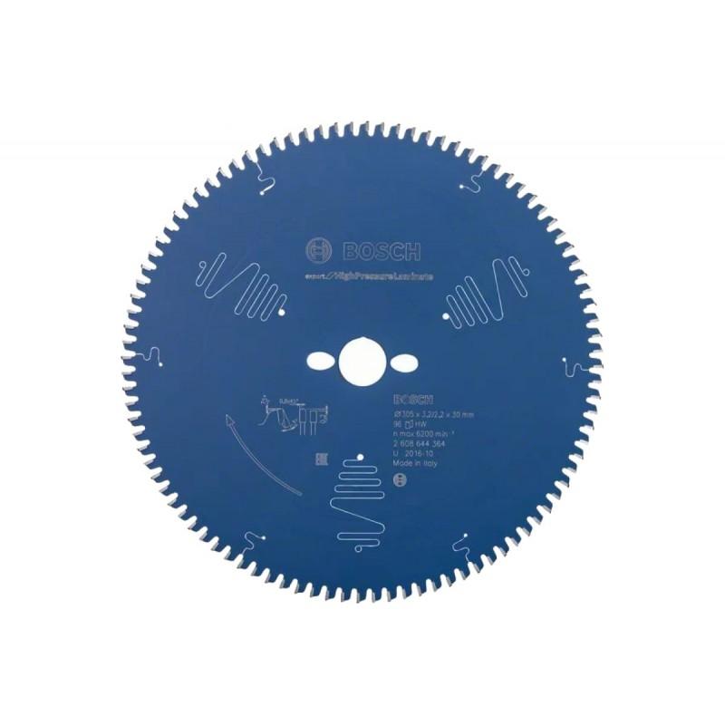 Диск пильный BOSCH Expert for High Pressure Laminate 305x30x3.2/2.2x96T