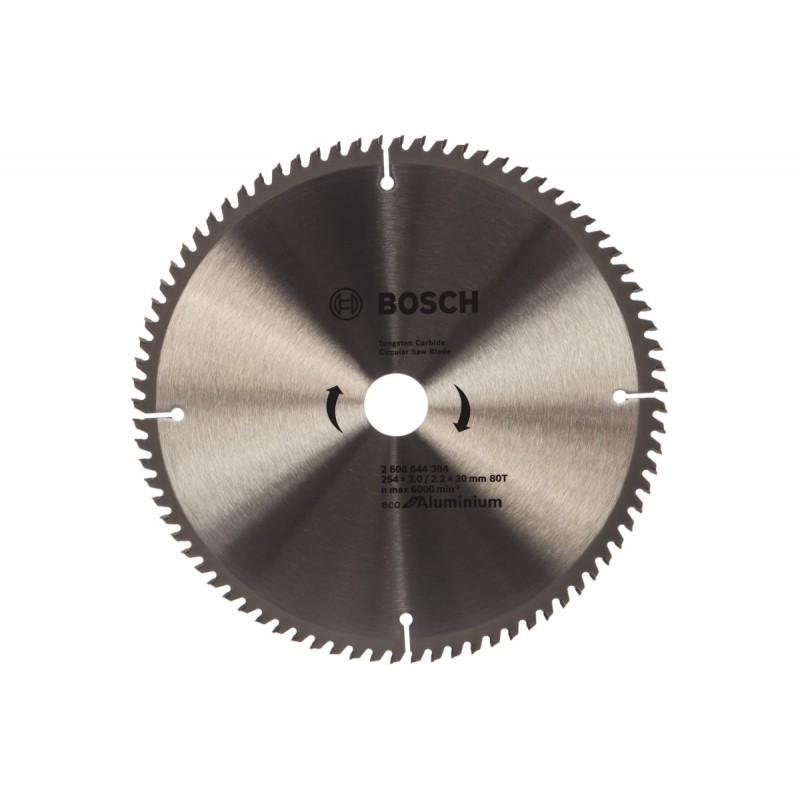 Диск пильный BOSCH Multi ECO 254x30x80
