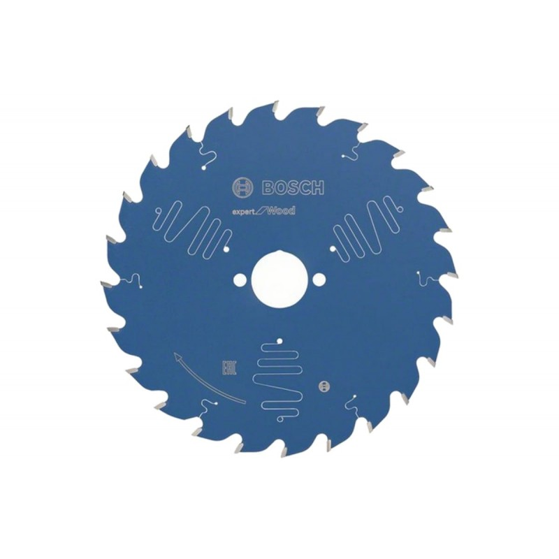 Диск циркулярный по дереву BOSCH Expert for Wood 190xFFixx2.4/1.6x24T