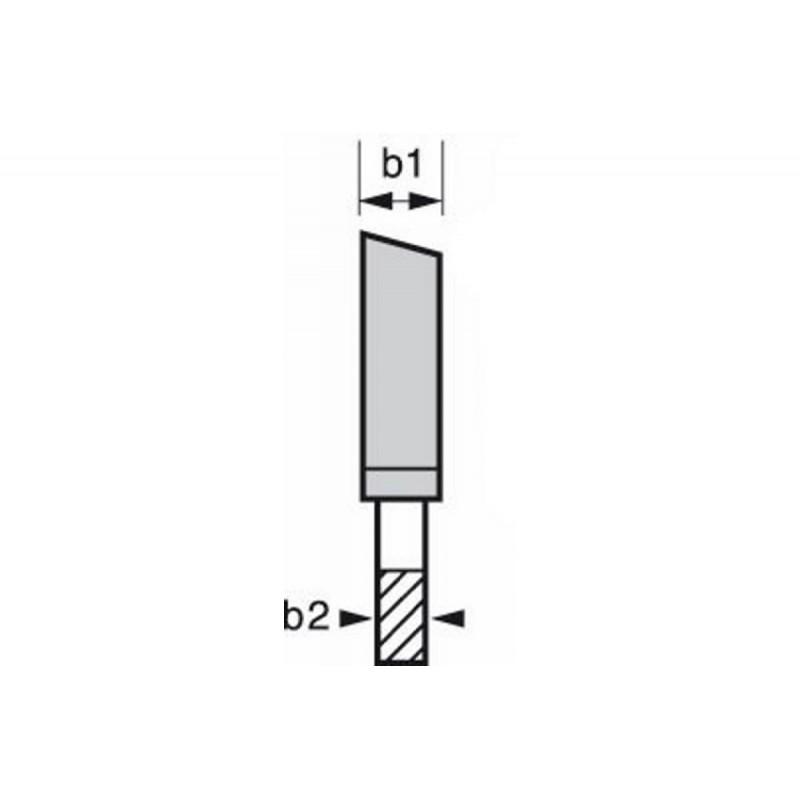 Диск пильный по дереву для торцовочных пил BOSCH OPTILINE 216Х30 Z48