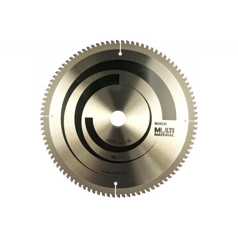 Диск пильный универсальный BOSCH GCM 12 305Х30 Z96