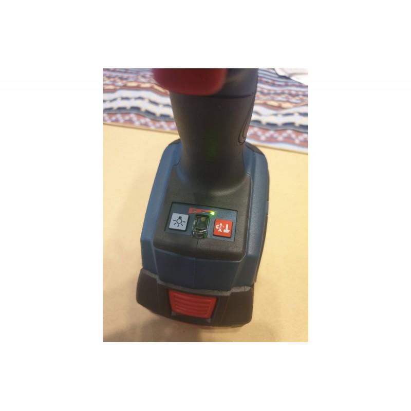 Гайковерт аккумуляторный BOSCH GDX 18V-200 C