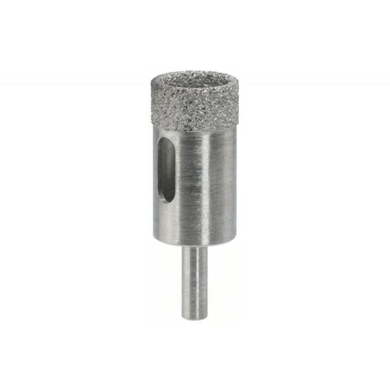 """Коронка алмазная Best for Ceramic для фрезера GTR 30 CE BOSCH 15мм 19/32"""""""