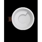 Купель композитная круглая с печью 40кВт Премиум Термососна