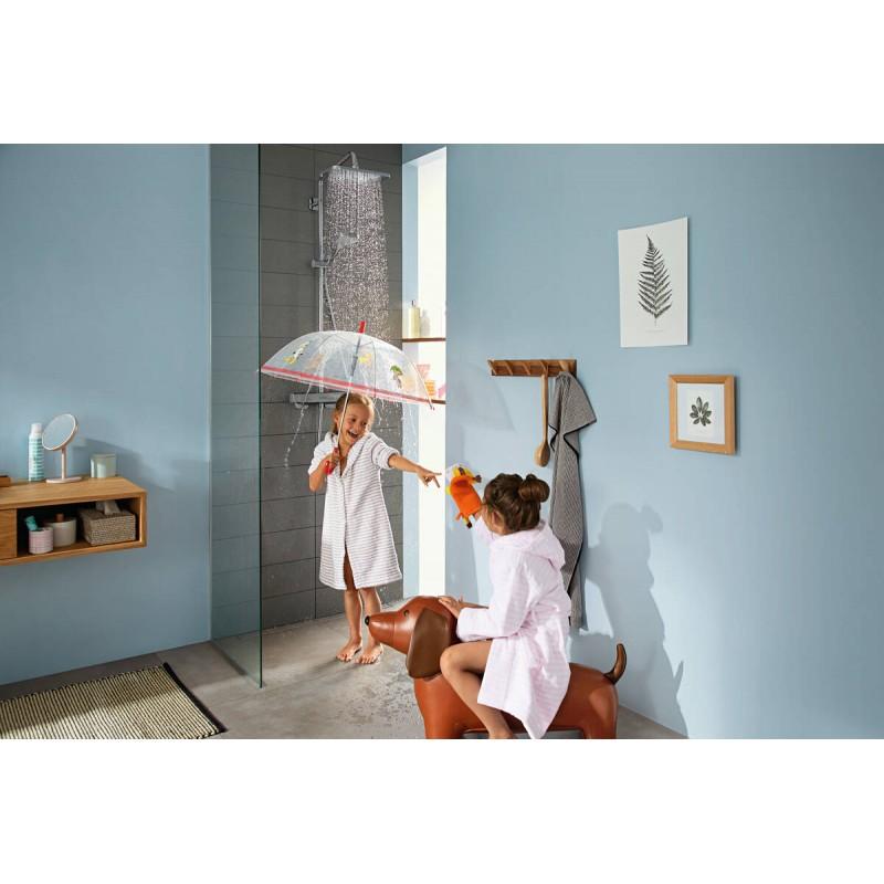 Душевая система Hansghroe Croma E Showerpipe 280 1jet, 27630000