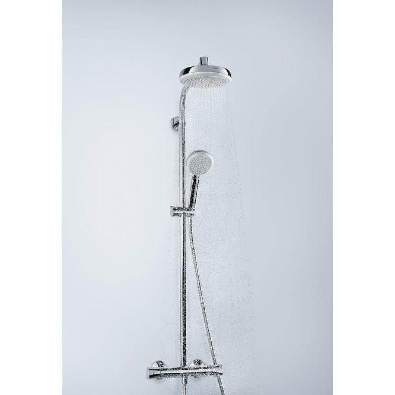 Душевая стойка со смесителем Hansgrohe Crometta 160 Showerpipe, 27264400