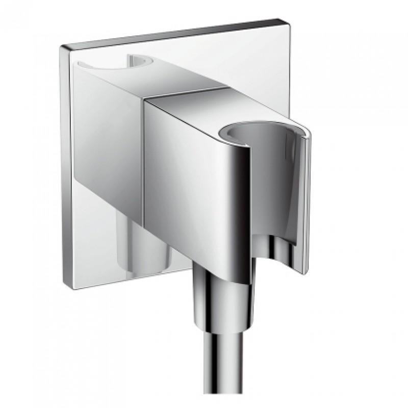 Выход на ручной душ Hansgrohe Fixfit Porter Square, 26486000