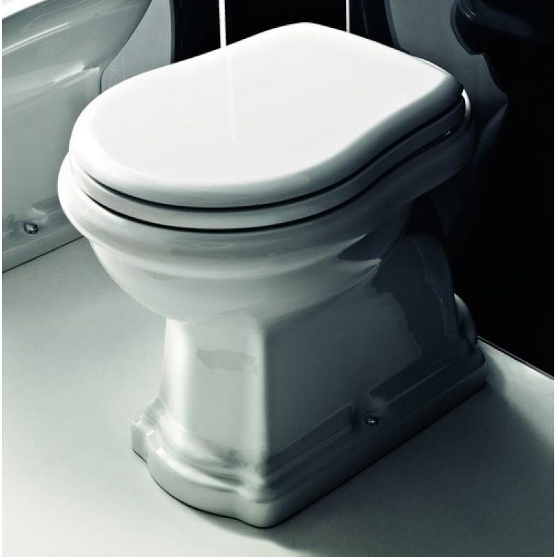 Крышка-сиденье с микролифтом Kerasan Retro, 108801