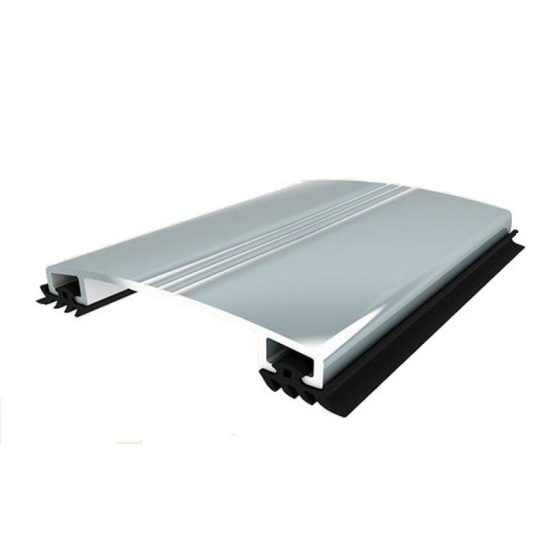 Алюминиевый профиль верхний (крышка)