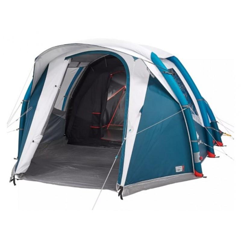 Кемпинговая палатка Quechua Air Seconds 4.1 Fresh&Black