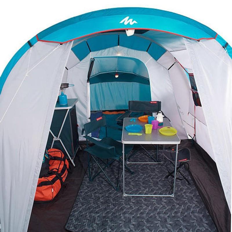 Кемпинговая палатка Quechua Arpenaz Family 4.1