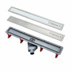 Душевой лоток Pestan Confluo Premium White Glass Line 550, 13000282