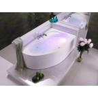 Ванна акриловая Poolspa Mistral R, PWA6C10ZN000000