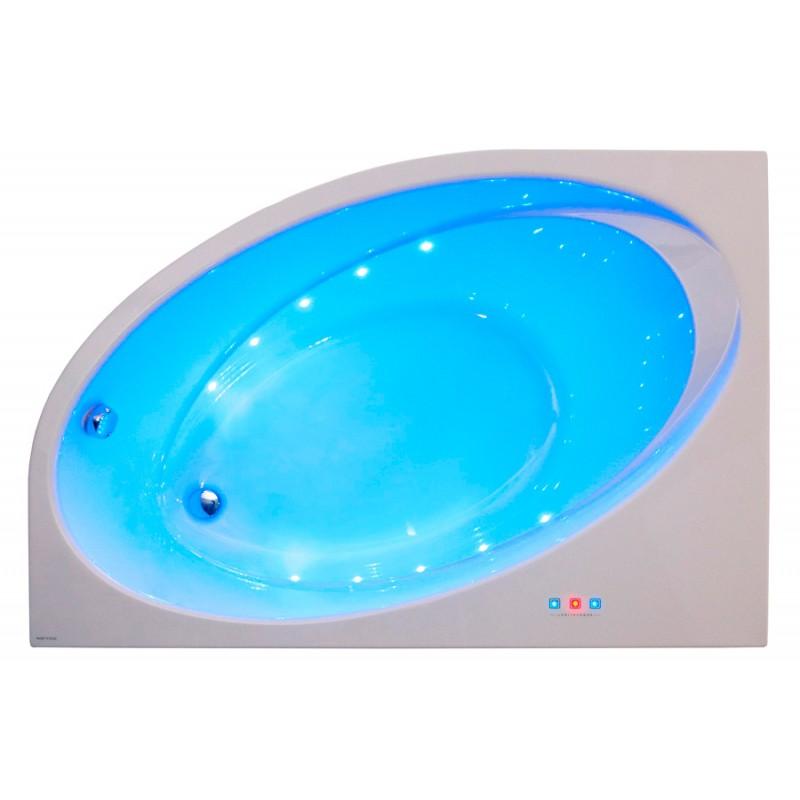 Ванна акриловая Poolspa Orbita L с ножками