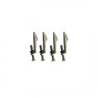 Комплект ножек для чугунных ванн Roca, 150412330