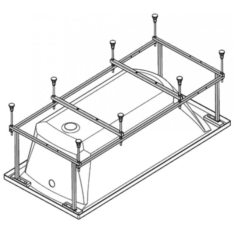 Монтажный комплект к ванне Roca Easy, ZRU9302900
