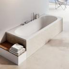 Ванна акриловая Ravak City Slim, C921300000