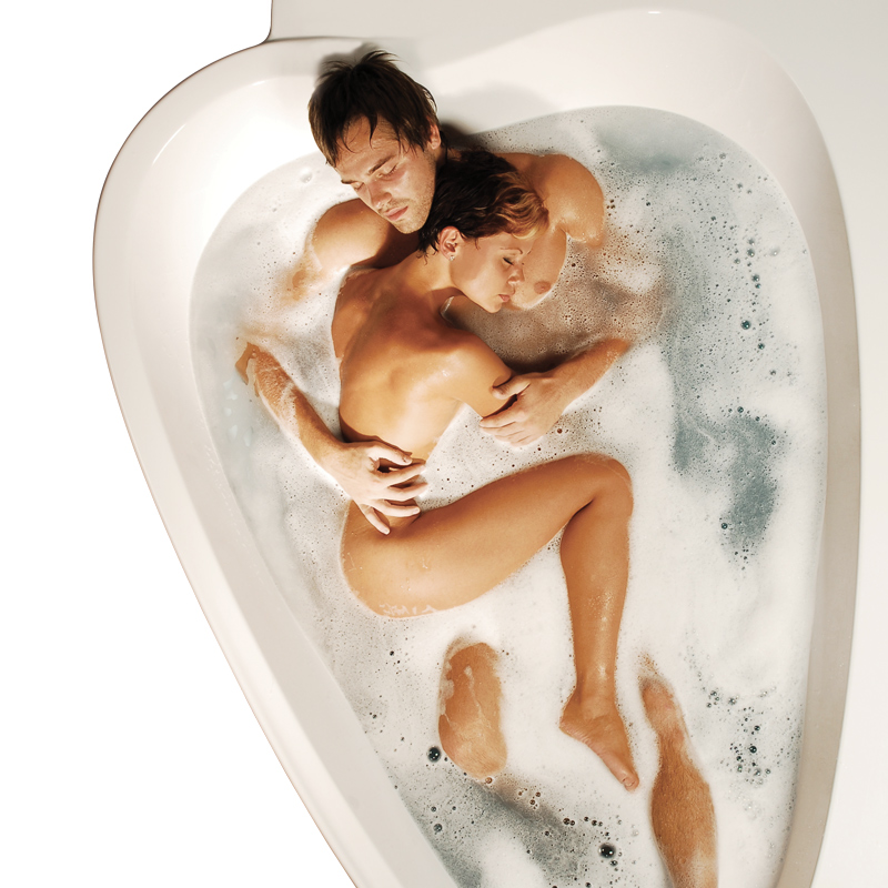 Ванна акриловая Ravak Love Story II R, C761000000
