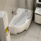 Ванна акриловая Ravak Rosa 95 L, C551000000