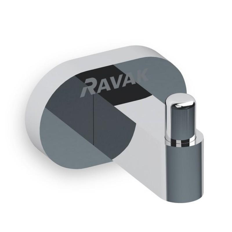 Крючок одинарный Ravak CR 110, X07P320