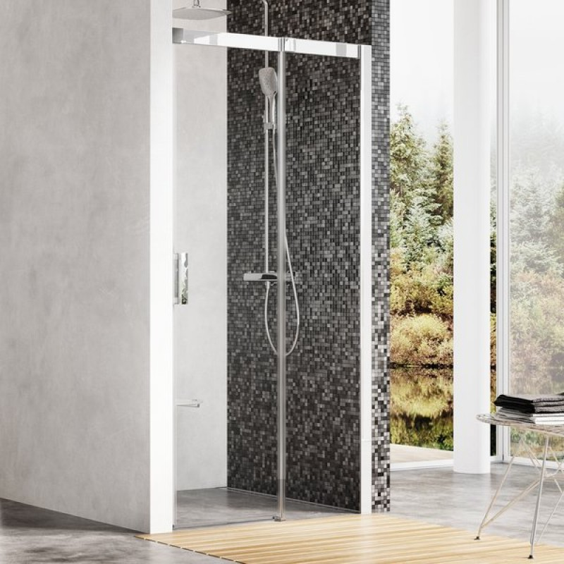 Душевая дверь Ravak Matrix MSD2-110 R