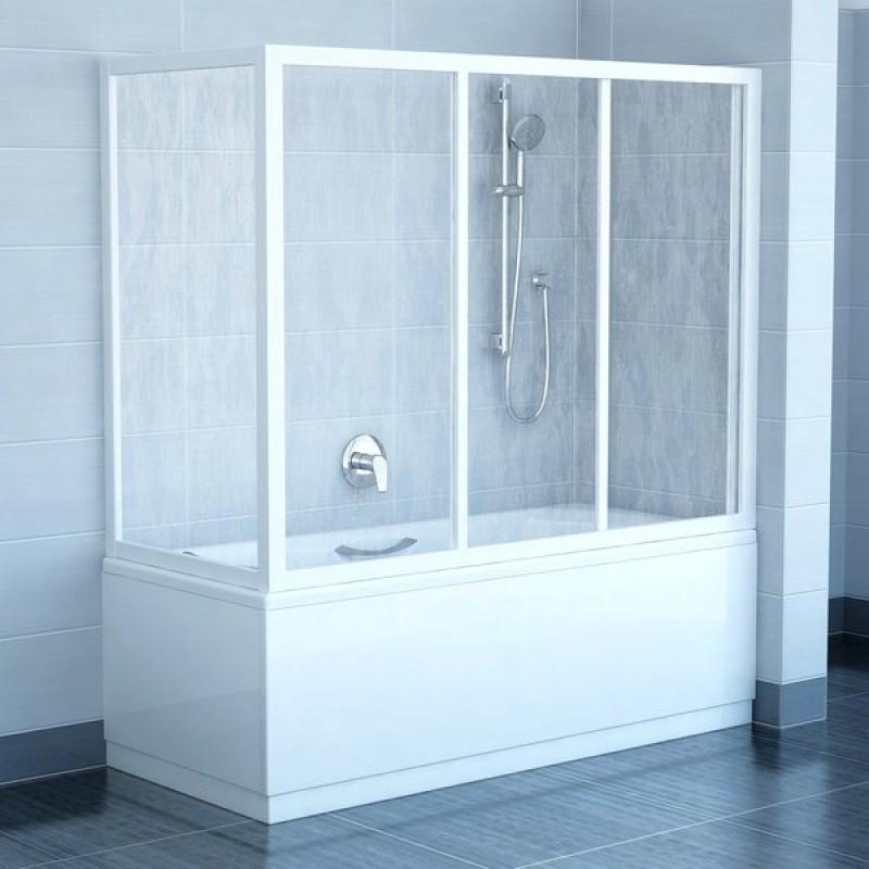 Боковая шторка для ванны Ravak APSV-75, 95030102ZG
