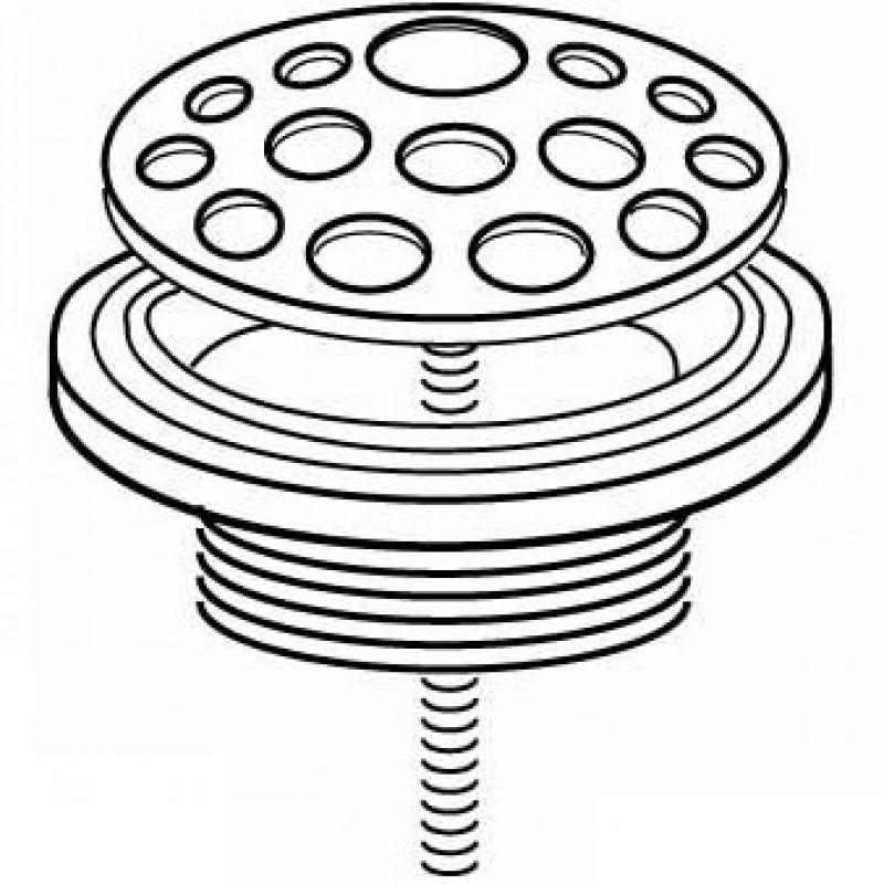 Донный клапан Viega, 104337