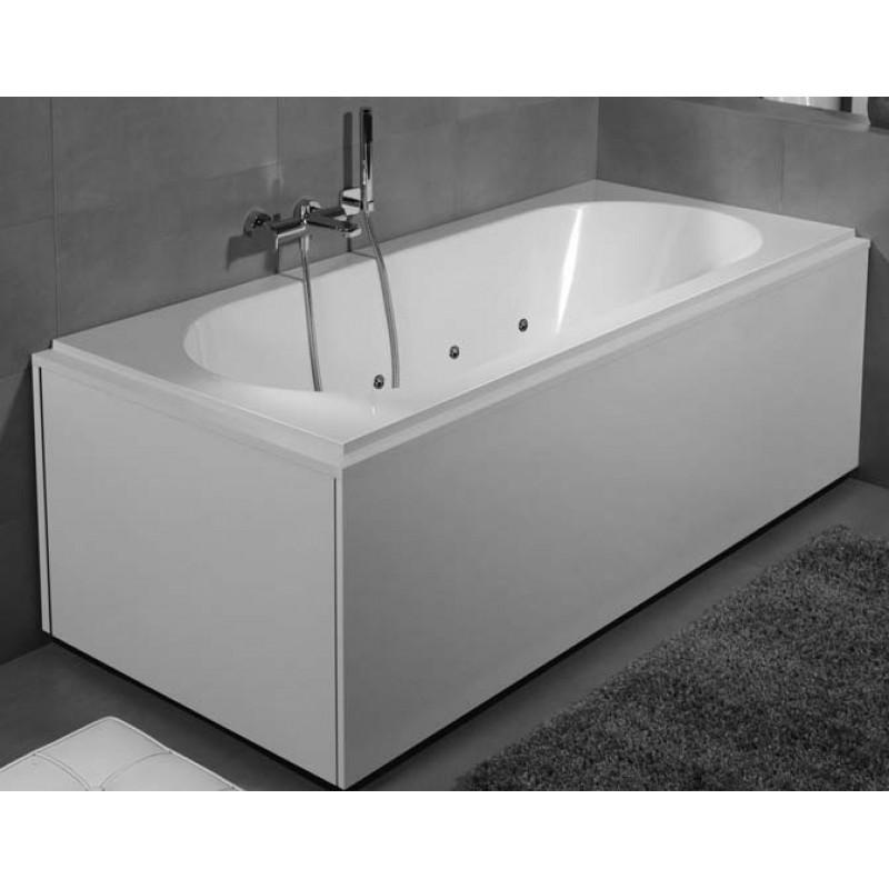 Ванна квариловая Villeroy&Boch Oberon 160x75, с ножками, без отв перелива