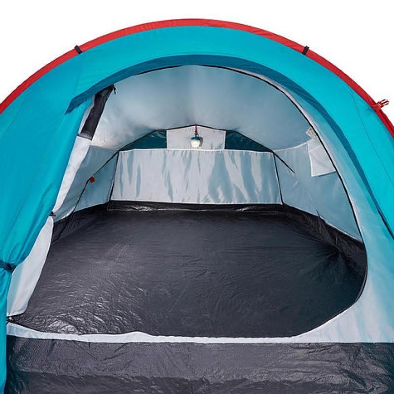 Палатка для кемпинга Трехместная Quechua 2 Seconds