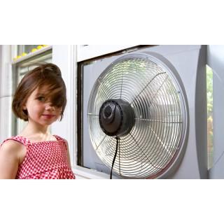 Оконные и настенные вентиляторы